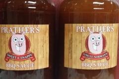 Prather's BBQ Sauce