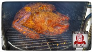 Prather's BBQ Smoked Turkey Recipe