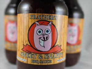 Prather's Sweet & Snappy BBQ Sauce 3-pack